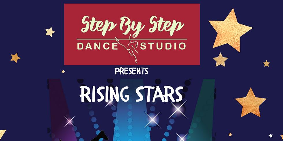 Step by Step Dance Studio Rising Stars