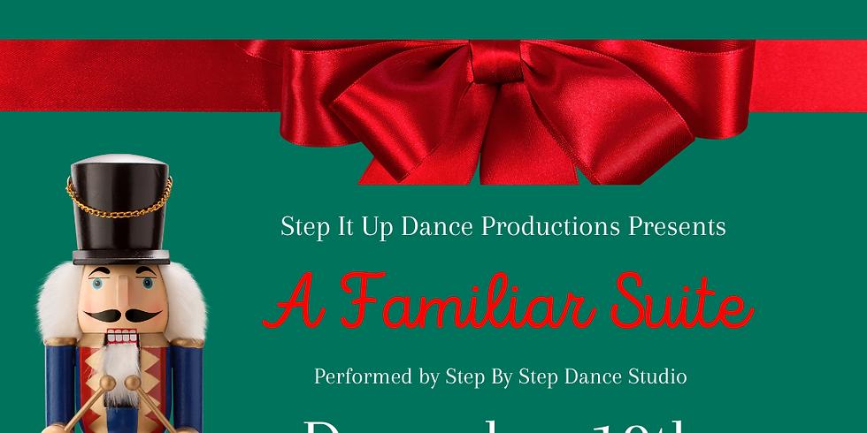 Step it Up Dance Studio's A Familiar Suite 6PM