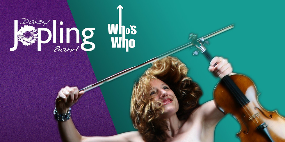 Daisy Jopling Who's Who