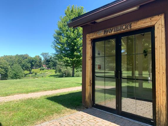 The Pavillion Exterior