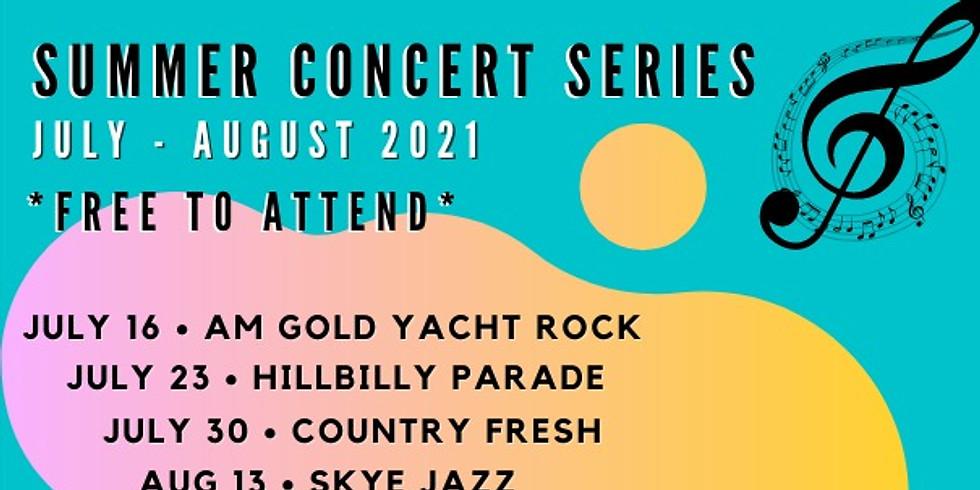 Hillbilly Parade | Outdoor Summer Concert Series