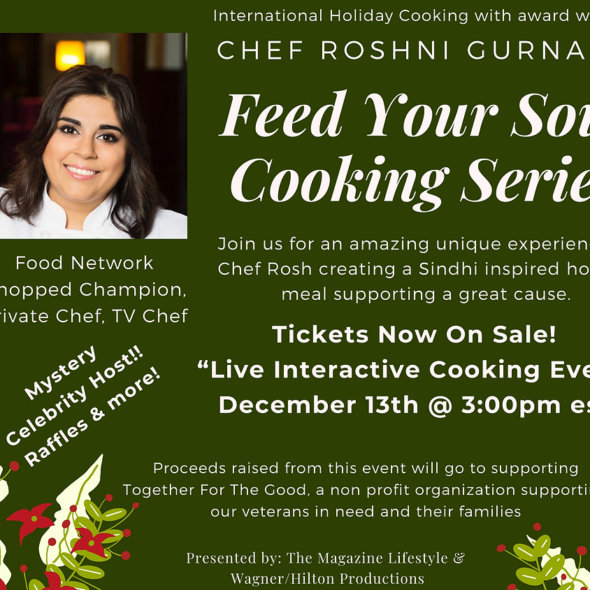 Feed Your Soul Cooking Series