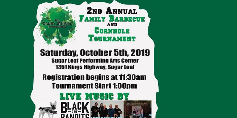 Family BBQ + Cornhole Tournament