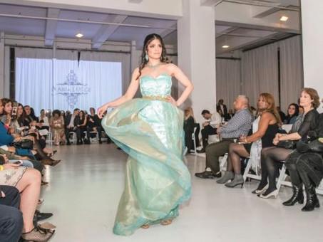 "EPN Fashion Week Closes NYFW with ""Glitz and Glam"""