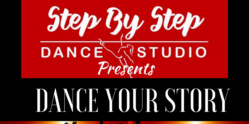 Step by Step Dance Studio Dance Your Story