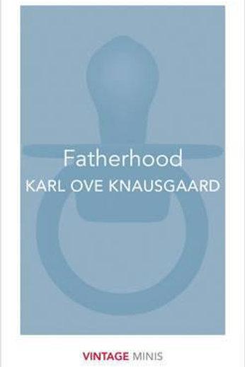 Fatherhood Karl Ove Knausgaard