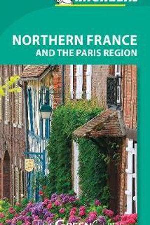 Northern France Paris Region Green Guide  ,