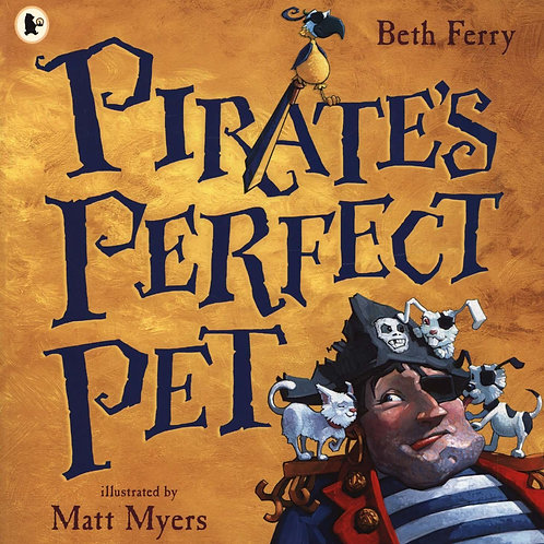 Pirate's Perfect Pet Beth Ferry