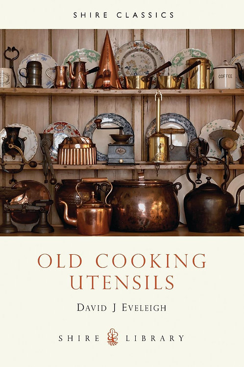 SLI:177 Old Cooking Utensils David J Eveleigh