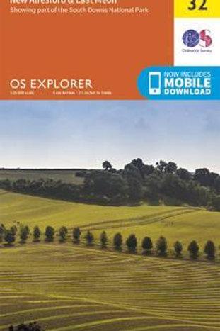 EXP OL32 Winchester New Alresford East M  ,