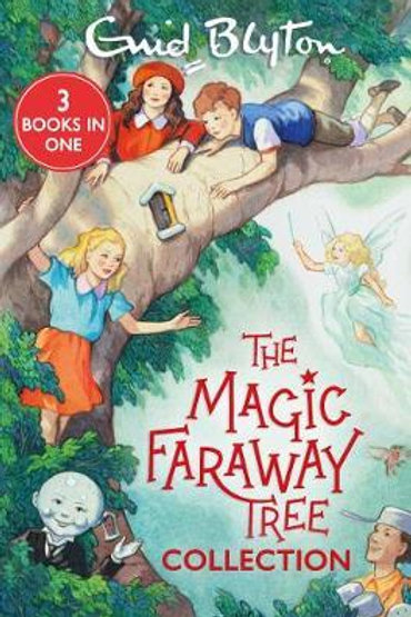 Magic Faraway Tree Collection Retro Ed Enid Blyton