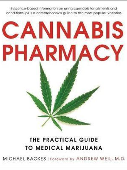 Cannabis Pharmacy Michael Backes