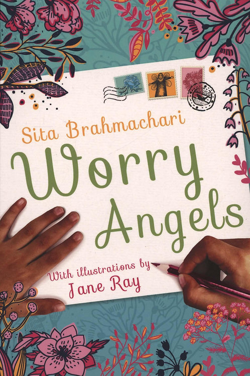 Worry Angels Sita Brahmachari