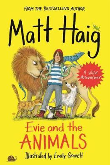Evie and the Animals Matt Haig