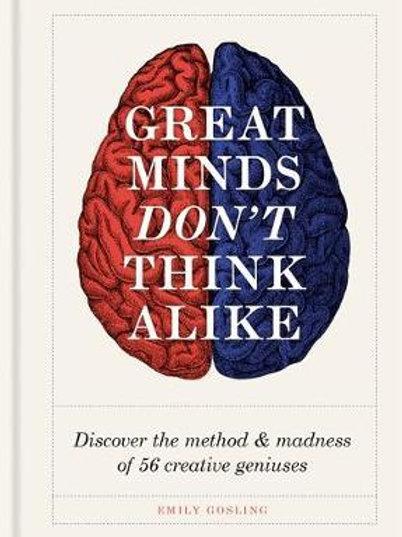 Great Minds Dont Think Alike Emily Gosling