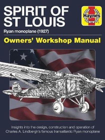 Spirit of St Louis Manual Leo Marriott