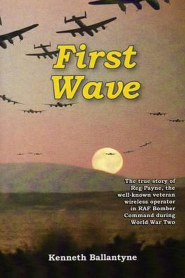 First Wave Kenneth James S Ballantyne