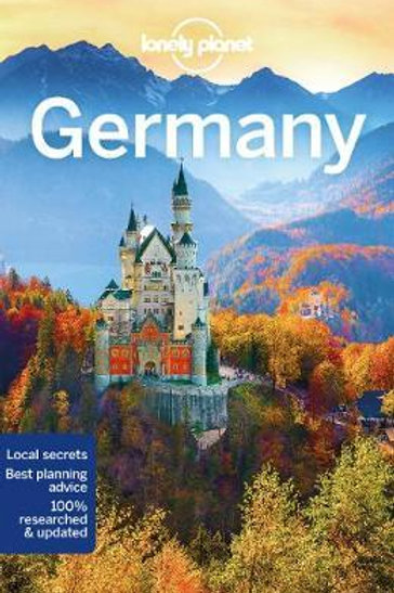 Lonely Planet Germany 9  ,