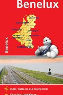 Benelux - Michelin National Map 714  N\A