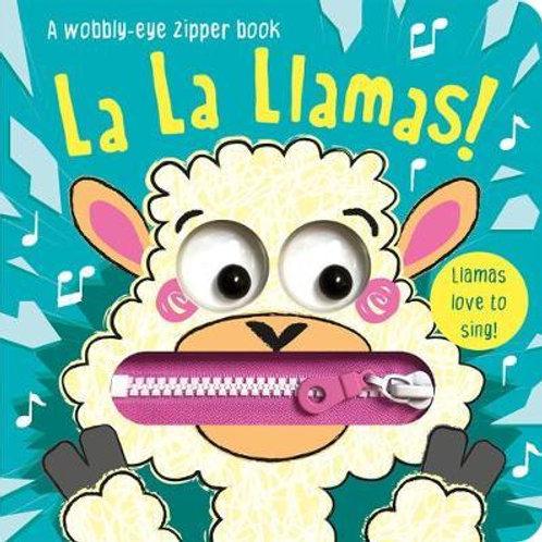 La La Llamas! Georgie Taylor