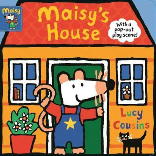 Maisy's House POP-OUT PLAY SCENE Lucy Cousins