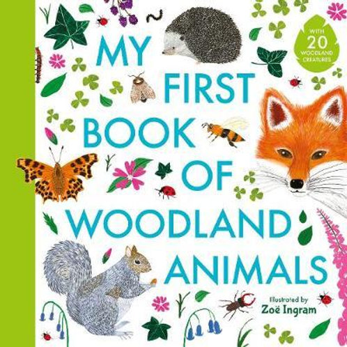 My First Book of Woodland Animals  N\A