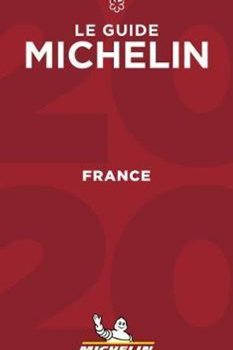 France - The MICHELIN Guide 2020: The Guide Michelin  N\A