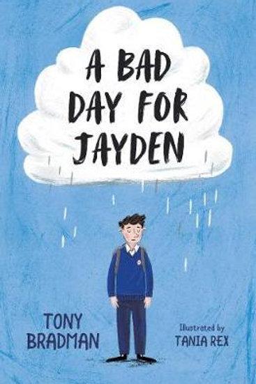 Bad Day For Jayden Tony Bradman