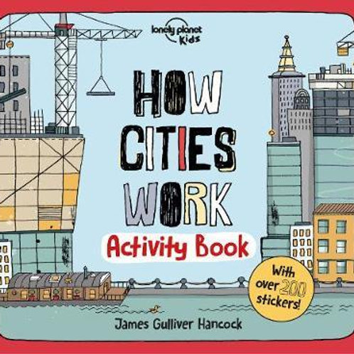 How Cities Work Activity Book 1 Planet Kids Lonely