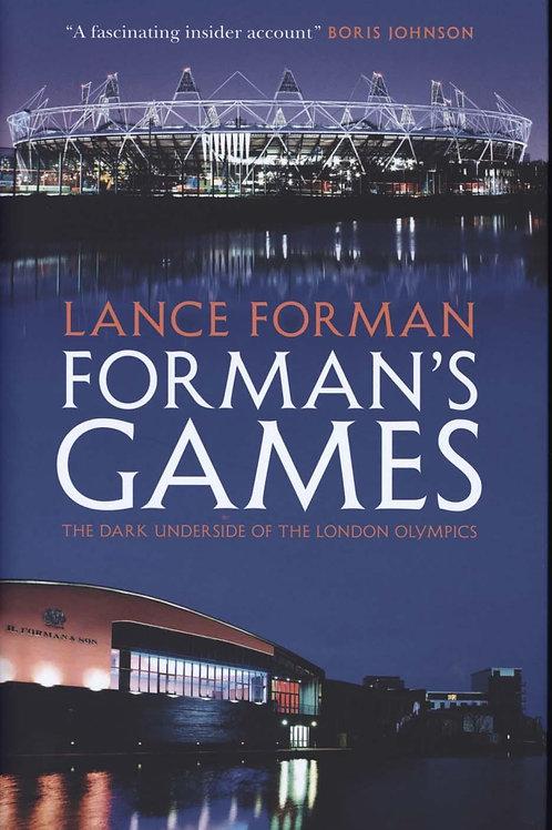 Formans Games Lance Forman