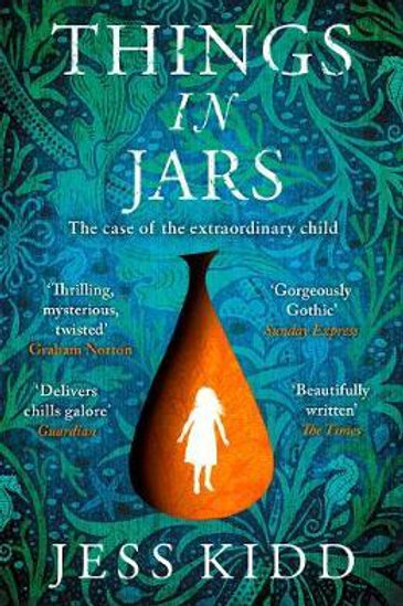Things in Jars Jess Kidd