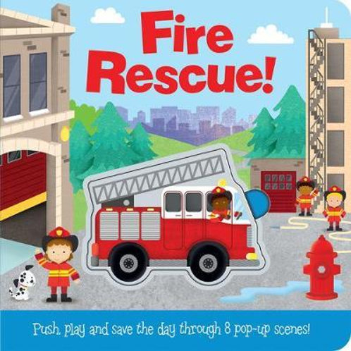 Fire Rescue! Connie Isaacs