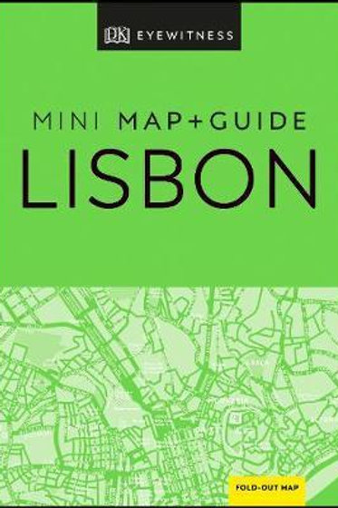 DK Eyewitness Lisbon Mini Map and Guide Eyewitness DK