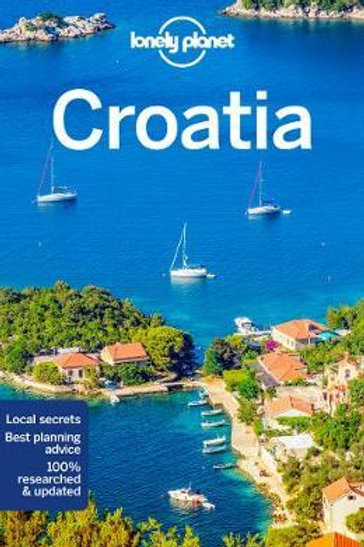 Lonely Planet Croatia 10  ,