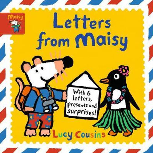 Letters from Maisy Lucy Cousins