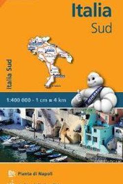 Italia Sud REGIONAL Map 564  ,