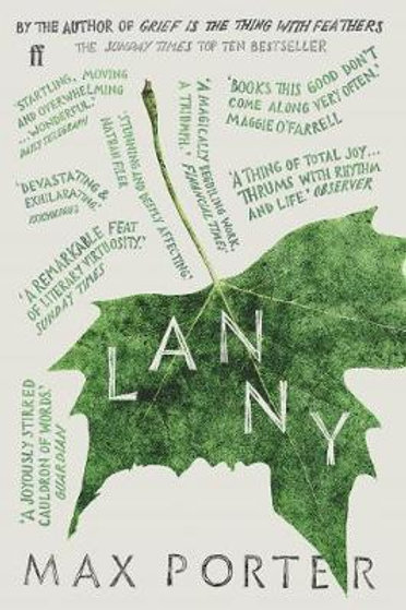 Lanny: LONGLISTED FOR THE BOOKER PRIZE 2019 Max Porter