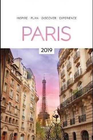 DK Eyewitness Travel Guide Paris  ,