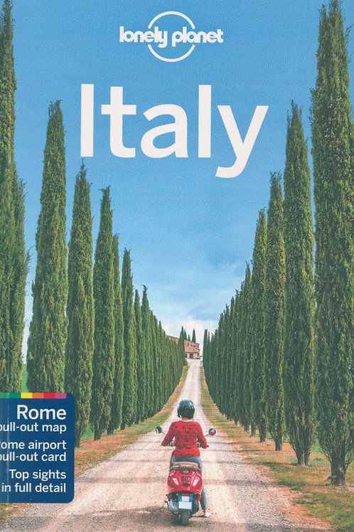 Lonely Planet Italy Planet Lonely