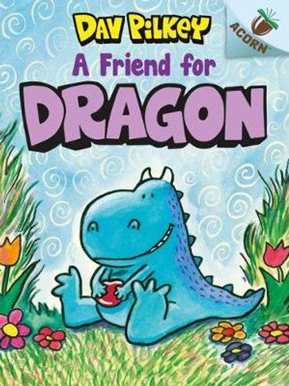Acorn A Friend For Dragon Dav Pilkey