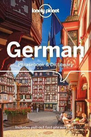 German Phrasebook & Dictionary 7  ,