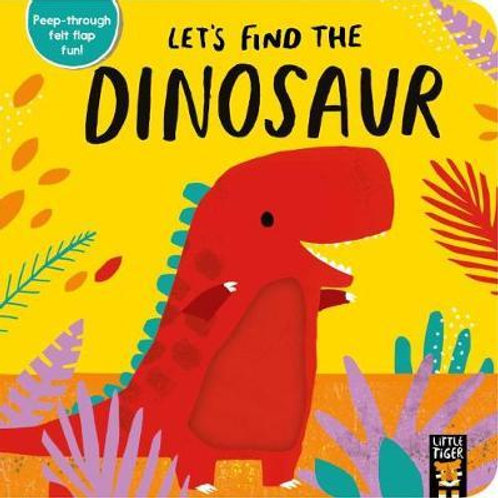 Let's Find the Dinosaur Alex Willmore