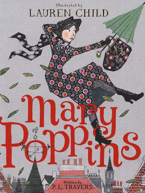 Mary Poppins P L Travers
