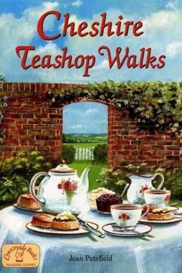Cheshire Teashop Walks Jean Patefield