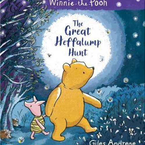 Winnie-the-Pooh: The Great Heffalump Hunt Giles Andreae