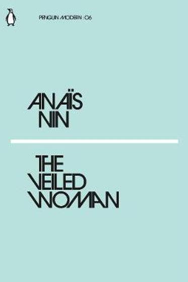 Veiled Woman Anais Nin