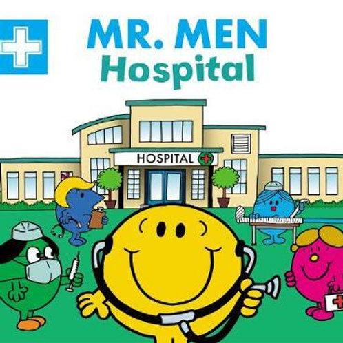 Mr Men & Little Miss At Work Hospital Adam Hargreaves