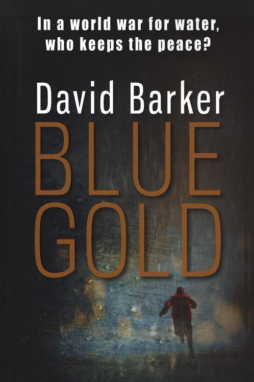 Blue Gold David Barker