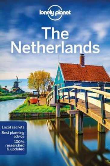 Lonely Planet The Netherlands 7  ,