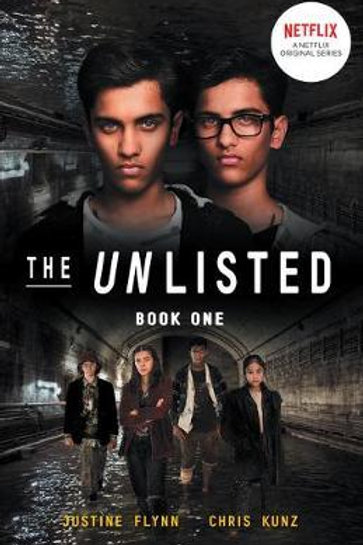 Unlisted (The Unlisted #1) Chris Kunz